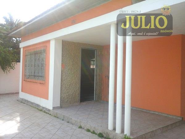 Casa 2 Dorm, Vila Suarão, Itanhaém (CA2059)