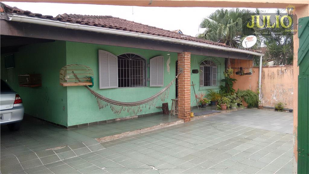 Casa 3 Dorm, Jussara, Mongaguá (CA2078)