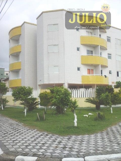 Apartamento  residencial à venda, Plataforma, Mongaguá.