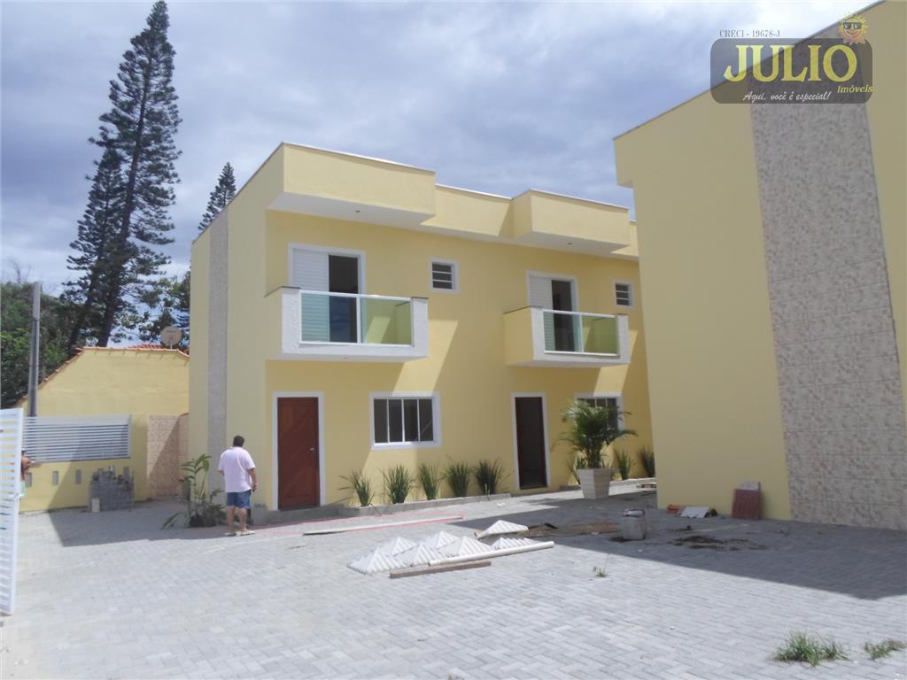 Sobrado  residencial à venda, Nova Itanhaém, Itanhaém.