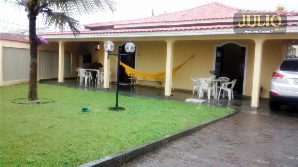 Imóvel: Julio Imóveis - Casa 4 Dorm, Flórida Mirim