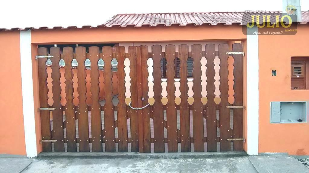 Casa 2 Dorm, Jardim Suarão, Itanhaém (CA2113) - Foto 2