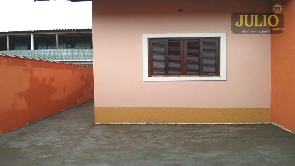 Casa 2 Dorm, Jardim Suarão, Itanhaém (CA2113)