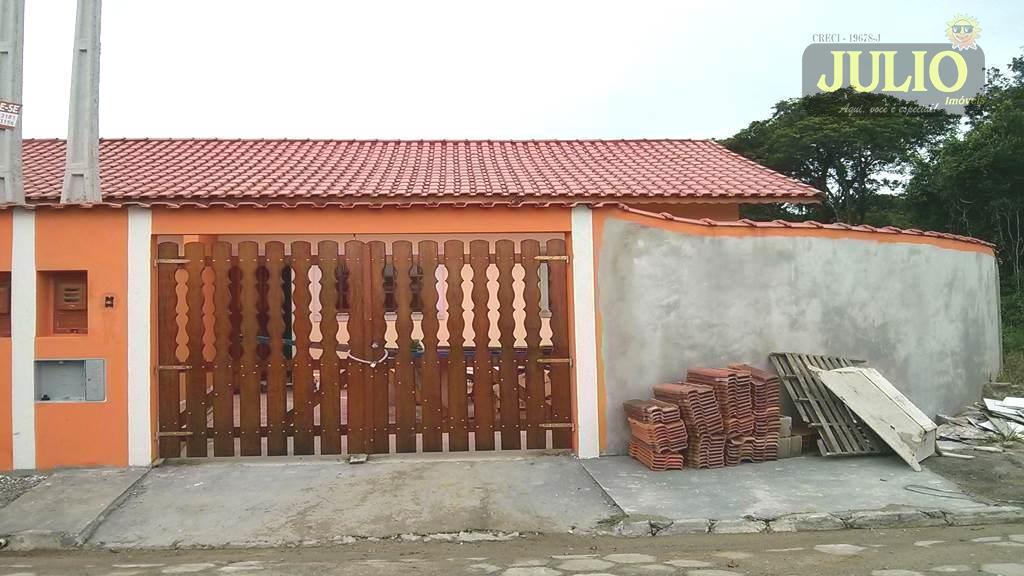 Casa 2 Dorm, Jardim Suarão, Itanhaém (CA2114)