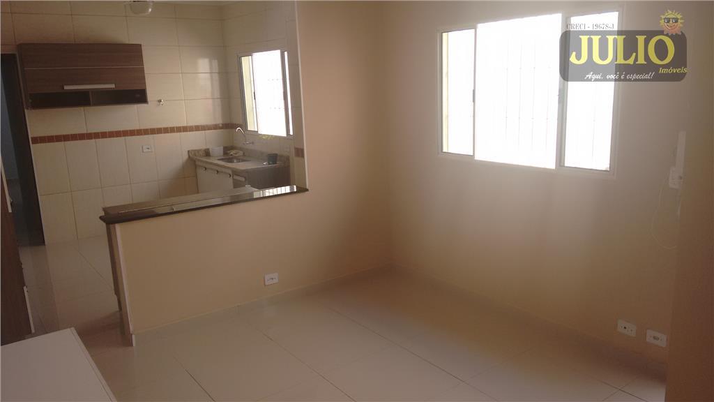 Julio Imóveis - Casa 2 Dorm, Plataforma, Mongaguá - Foto 2
