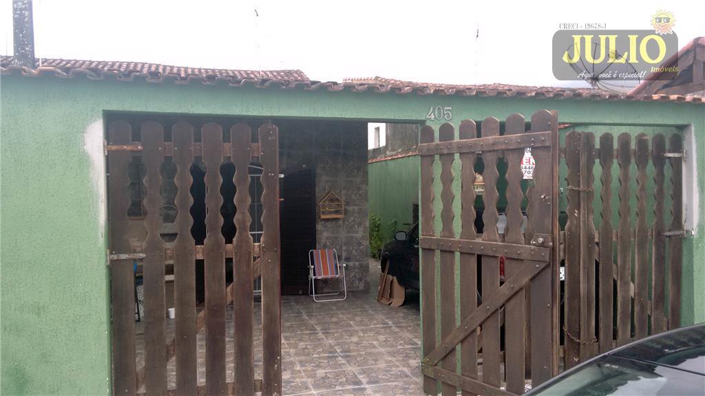 Casa 2 Dorm, Flórida Mirim, Mongaguá (CA2133)