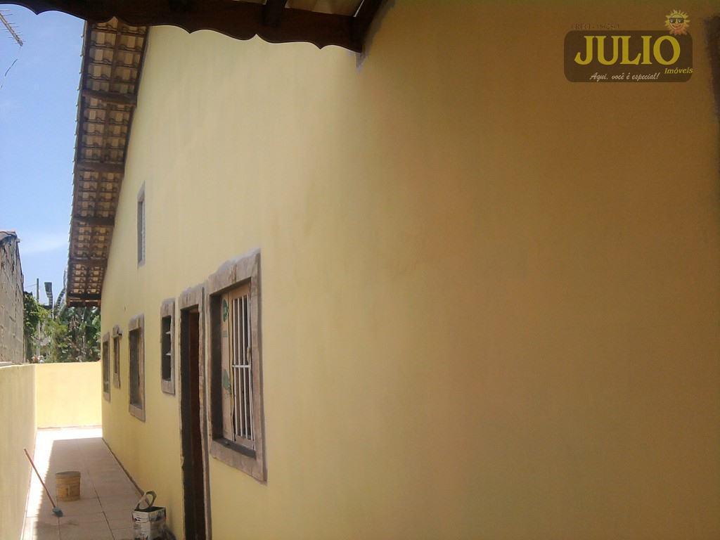 Casa 2 Dorm, Estância Balneária Tupy, Itanhaém (CA2134) - Foto 2