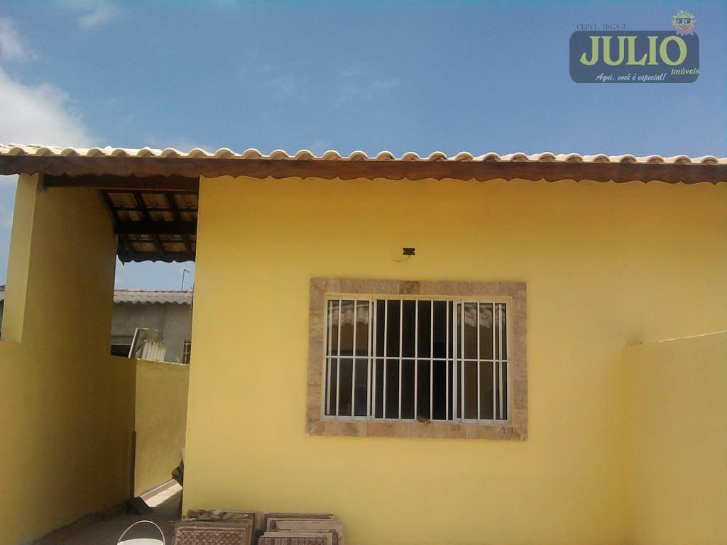 Julio Imóveis - Casa 2 Dorm, Itanhaém (CA2135) - Foto 2