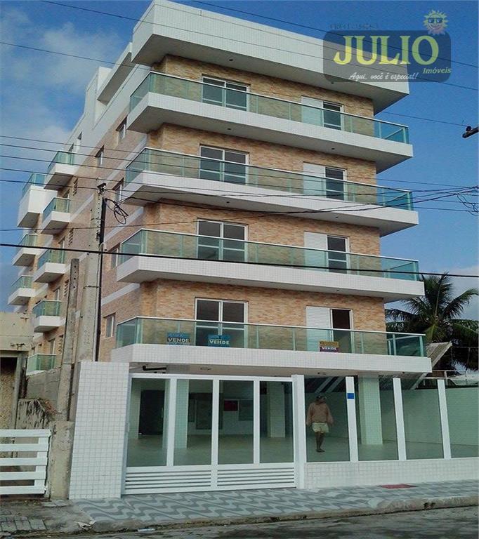 Apartamento  residencial à venda, Oceanópolis, Mongaguá.