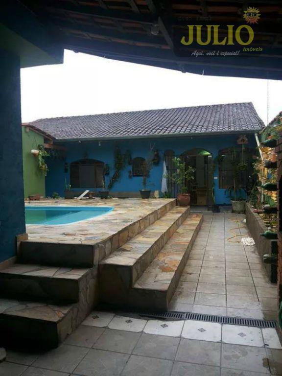 Casa 2 Dorm, Balneário Itaguaí, Mongaguá (CA2195) - Foto 9