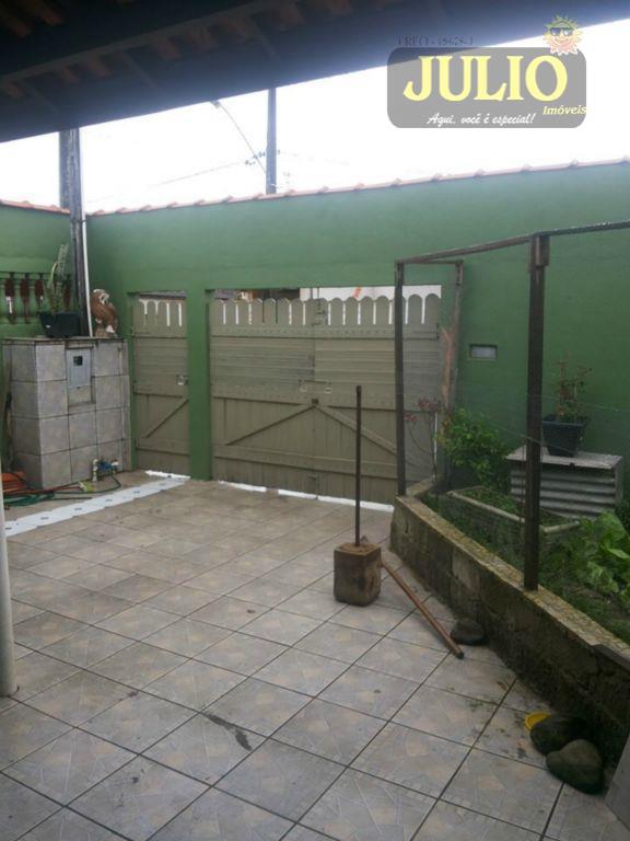 Casa 2 Dorm, Balneário Itaguaí, Mongaguá (CA2195) - Foto 2