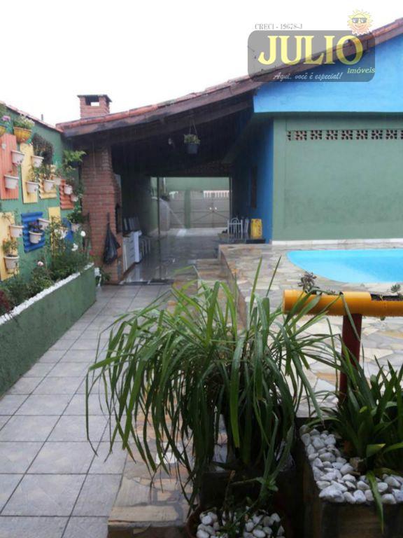 Casa 2 Dorm, Balneário Itaguaí, Mongaguá (CA2195) - Foto 10