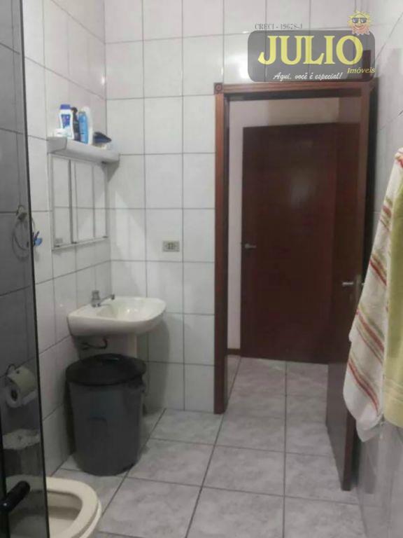 Casa 2 Dorm, Balneário Itaguaí, Mongaguá (CA2195) - Foto 8