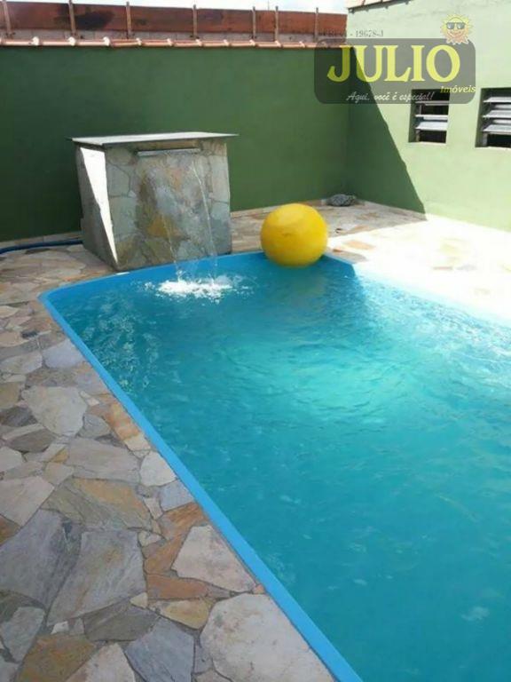 Casa 2 Dorm, Balneário Itaguaí, Mongaguá (CA2195) - Foto 11