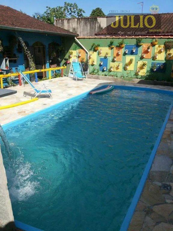 Casa 2 Dorm, Balneário Itaguaí, Mongaguá (CA2195) - Foto 17