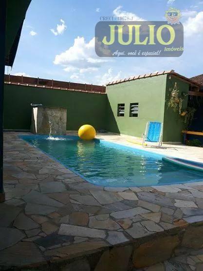 Casa 2 Dorm, Balneário Itaguaí, Mongaguá (CA2195) - Foto 18