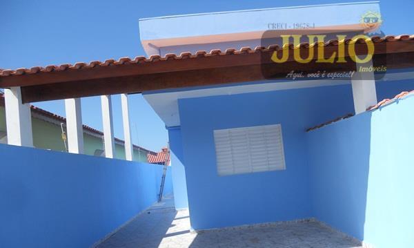 Casa 3 Dorm, Cidade Santa Julia, Itanhaém (SO0509) - Foto 2
