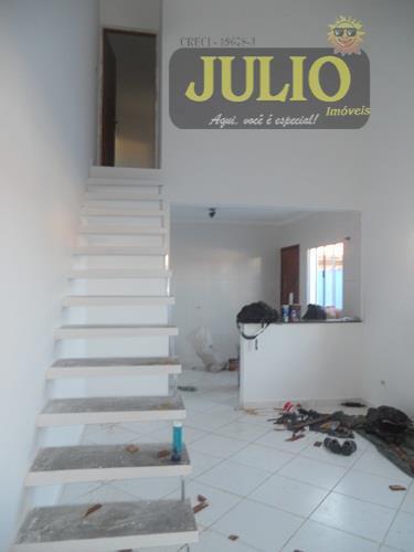 Casa 3 Dorm, Cidade Santa Julia, Itanhaém (SO0509) - Foto 5