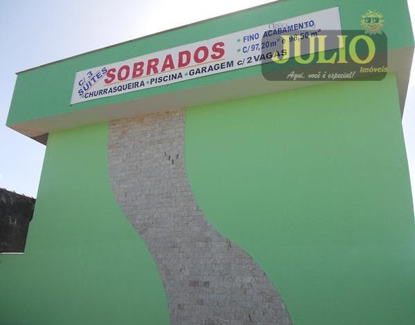 Casa 3 Dorm, Cibratel I, Itanhaém (SO0512) - Foto 3