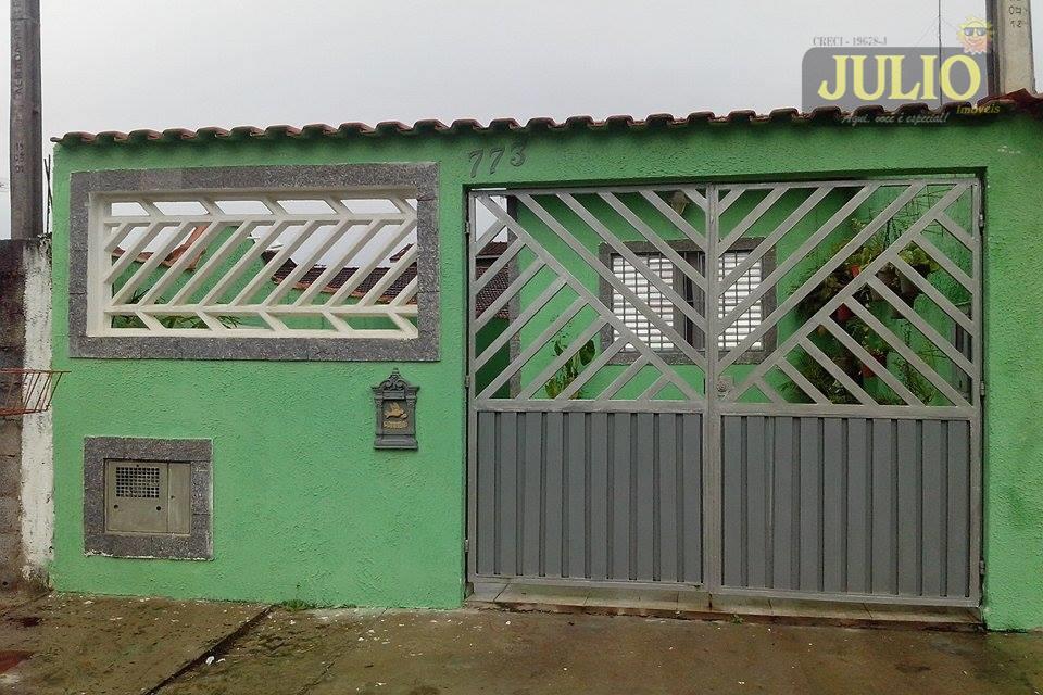 Casa 2 Dorm, Jussara, Mongaguá (CA1247)