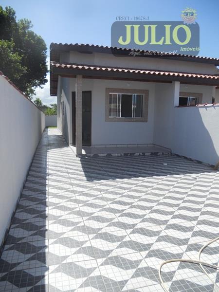 Casa 2 Dorm, Jardim Guacyra, Itanhaém (CA2230)