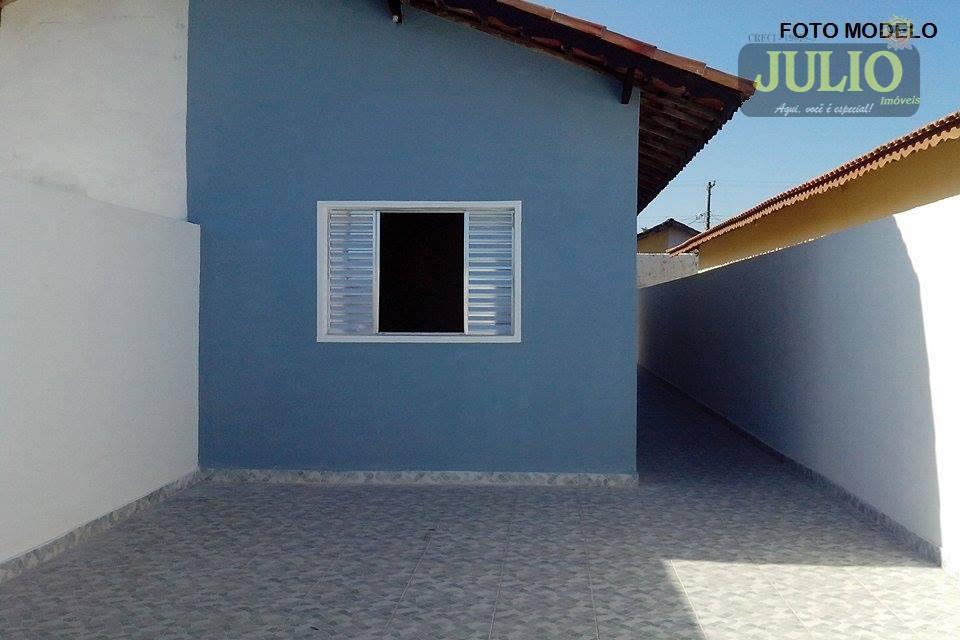 Casa residencial à venda, Jardim Leonor, Mongaguá - CA2243.