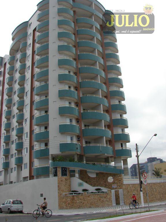 Apartamento  residencial à venda, Vera Cruz, Mongaguá.