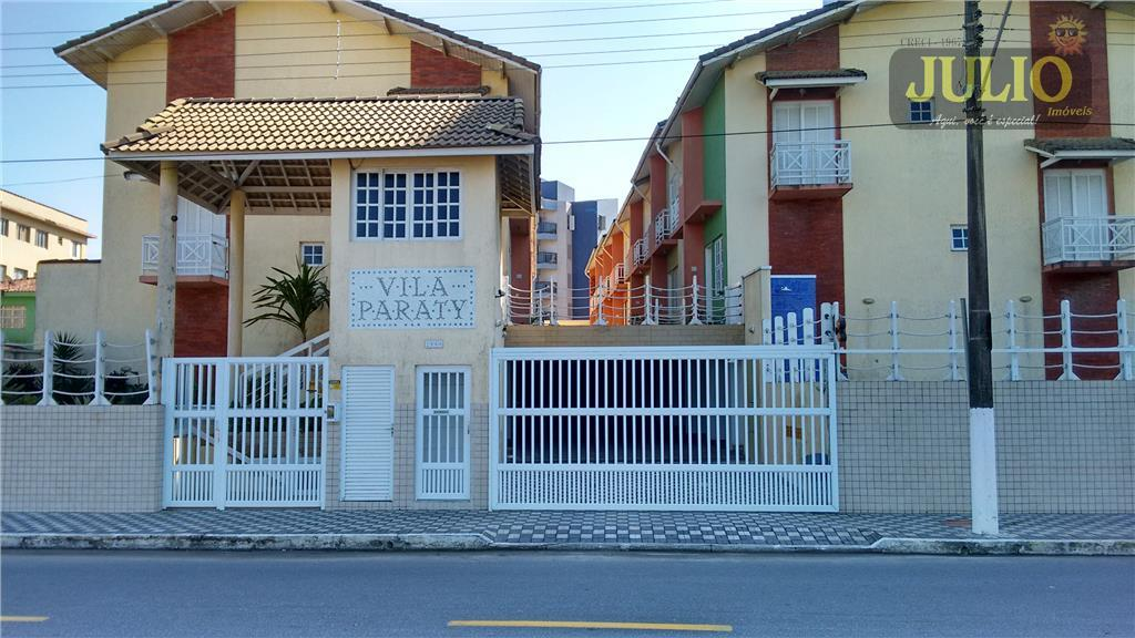 Casa 3 Dorm, Jardim Marina, Mongaguá (SO0534)