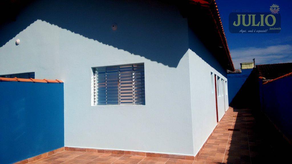 Casa 2 Dorm, Balneário Pigalle, Itanhaém (CA2279)