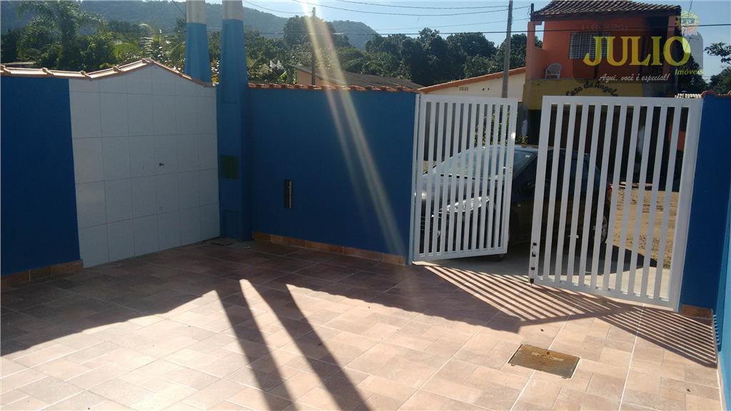 Casa 2 Dorm, Balneário Pigalle, Itanhaém (CA2279) - Foto 2