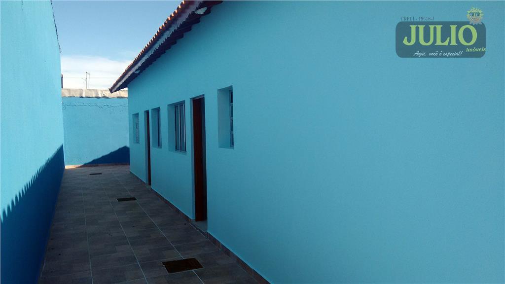 Casa 2 Dorm, Balneário Pigalle, Itanhaém (CA2279) - Foto 3