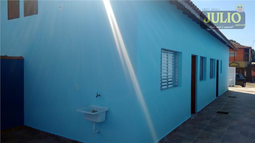 Casa 2 Dorm, Balneário Pigalle, Itanhaém (CA2279) - Foto 4