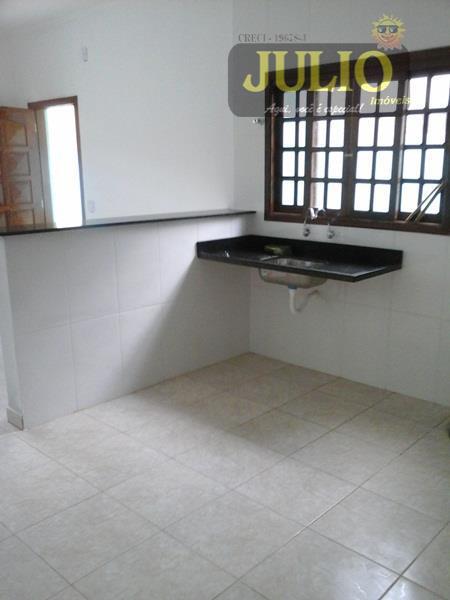 Casa 2 Dorm, Balneário Yuri, Itanhaém (CA2284) - Foto 5