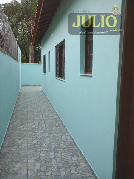 Casa 2 Dorm, Balneário Yuri, Itanhaém (CA2284) - Foto 2