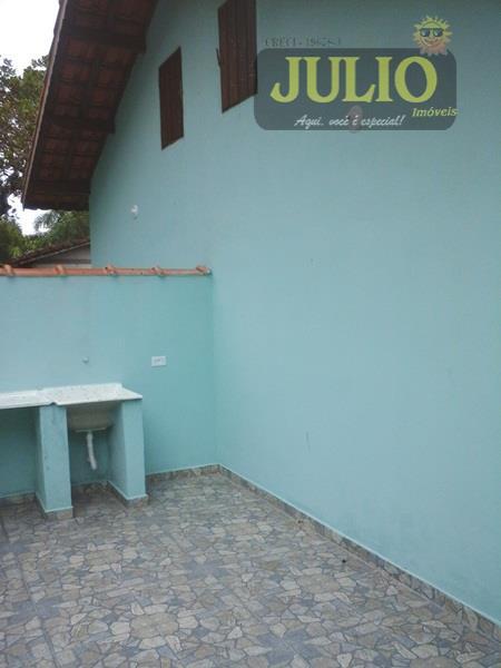 Casa 2 Dorm, Balneário Yuri, Itanhaém (CA2284) - Foto 10
