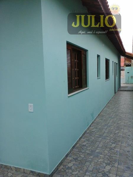 Casa 2 Dorm, Balneário Yuri, Itanhaém (CA2284) - Foto 3