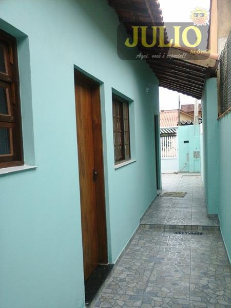 Casa 2 Dorm, Balneário Yuri, Itanhaém (CA2284) - Foto 11