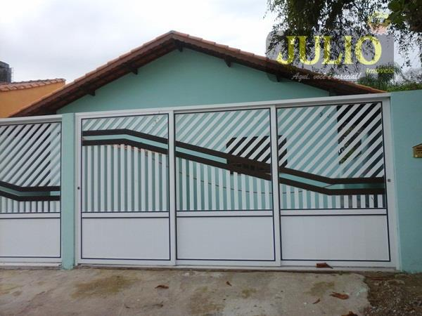 Casa 2 Dorm, Balneário Yuri, Itanhaém (CA2284) - Foto 12