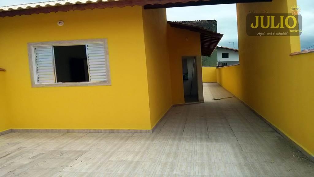 Casa nova, vida nova. Ideal para quem quer morar ou passear e ter fácil acesso ao comércio.