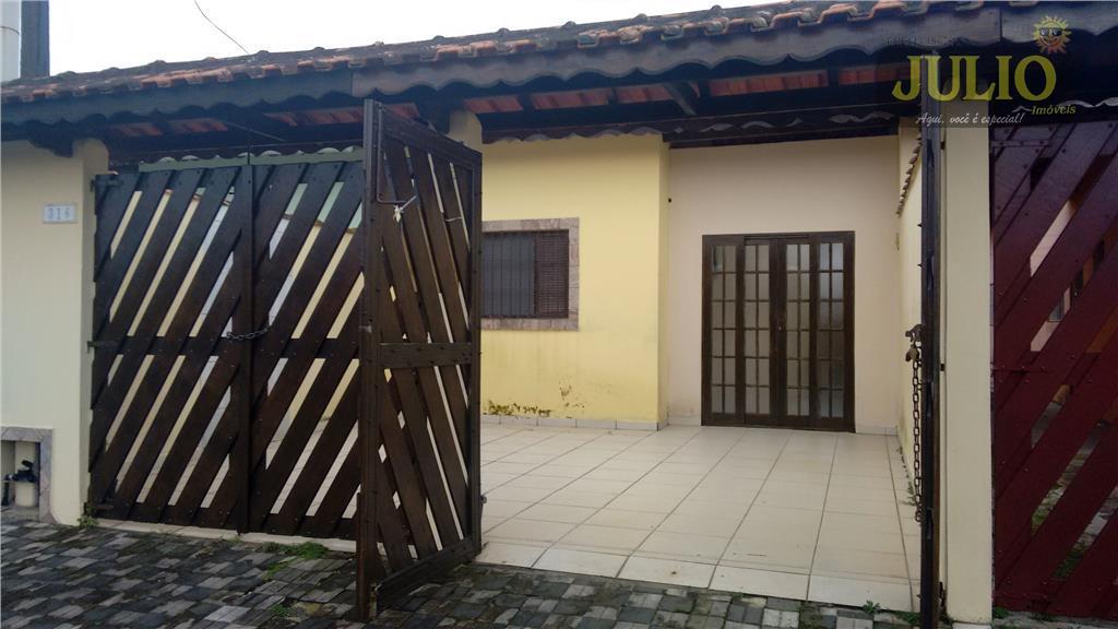 Casa 2 Dorm, Flórida Mirim, Mongaguá (CA2339)