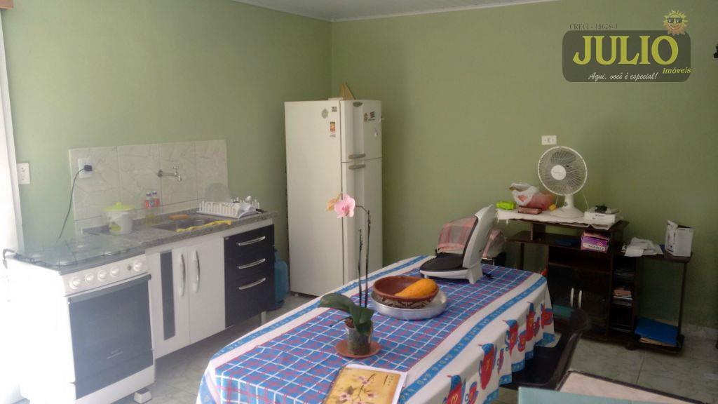 Casa 2 Dorm, Balneário Itaguaí, Mongaguá (CA2340) - Foto 5