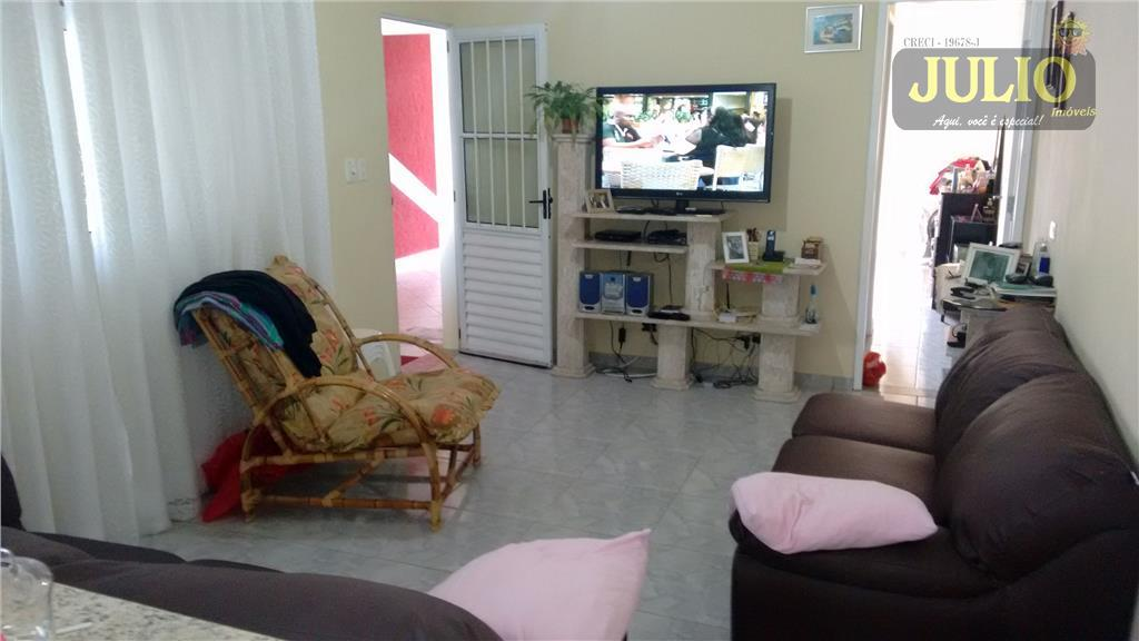 Casa 2 Dorm, Balneário Itaguaí, Mongaguá (CA2340) - Foto 3
