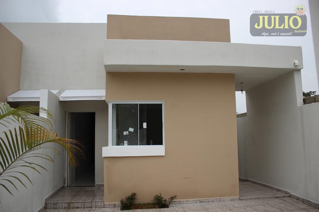Casa 2 Dorm, Itaóca, Mongaguá (CA2363)