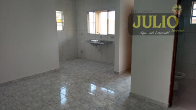 Casa 2 Dorm, Cidade Santa Julia, Itanhaém (CA2375) - Foto 2