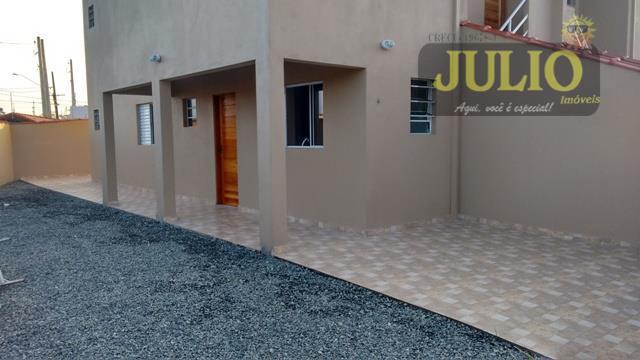 Casa 2 Dorm, Cidade Santa Julia, Itanhaém (CA2375) - Foto 3
