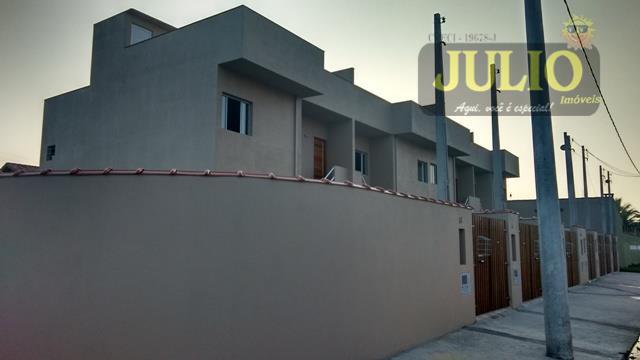 Casa 2 Dorm, Cidade Santa Julia, Itanhaém (CA2375) - Foto 4