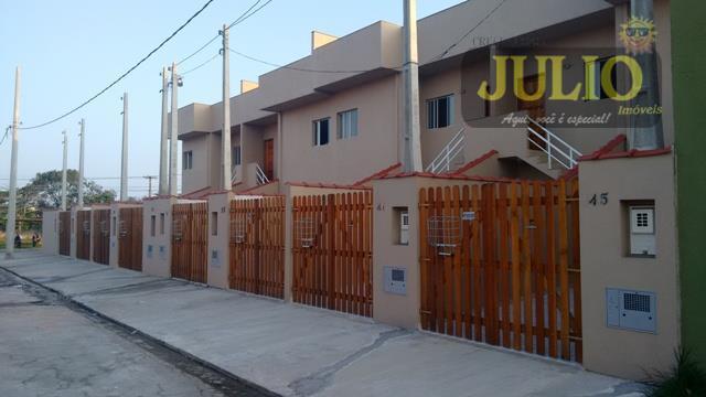 Casa 2 Dorm, Cidade Santa Julia, Itanhaém (CA2375) - Foto 5