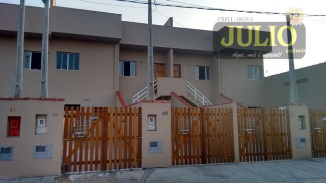 Casa 2 Dorm, Cidade Santa Julia, Itanhaém (CA2375)