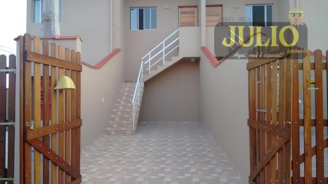 Casa 2 Dorm, Cidade Santa Julia, Itanhaém (CA2375) - Foto 6