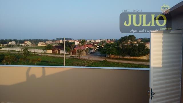 Casa 2 Dorm, Cidade Santa Julia, Itanhaém (CA2375) - Foto 8